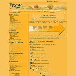 Mathématiques : Les connaissances en Egypte Ancienne