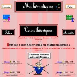Mathématiques - Cours