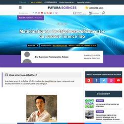 Mathématiques : les fabuleuses découvertes du surdoué Terence Tao
