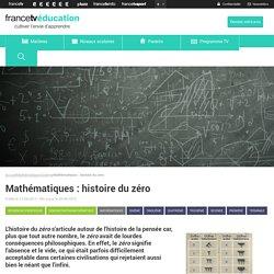 Mathématiques : histoire du zéro