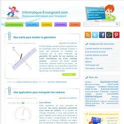 Mathématiques Informatique-Enseignant.com