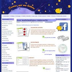 Jeux mathématiques maternelle ms, gs, moyenne section, grande section