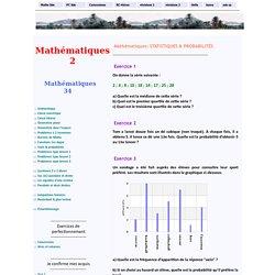 Mathematiques : Mathémaiques 3ème