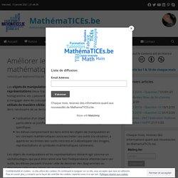 Améliorer les résultats en mathématiques (8) – MathémaTICEs.be