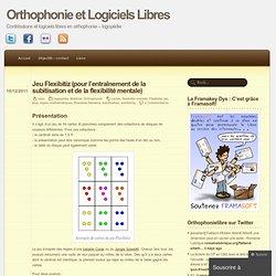 Orthophonie et Logiciels Libres