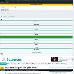 Mathématiques: le prix Abel récompense YvesMeyer