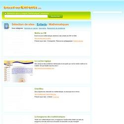 Annuaire de sites : enfants : mathematiques - SitesPourEnfants.com