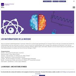 LES MATHÉMATIQUES DE LA MUSIQUE - Orchestre symphonique de Montréal