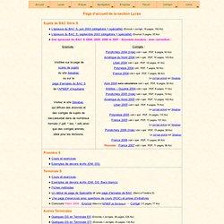 Bac à Maths : cours et exercices de Mathématiques au Lycée : secondes, premières (1S) et terminales (TS)