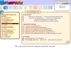 Mathenpoche - soutien scolaire en mathématiques