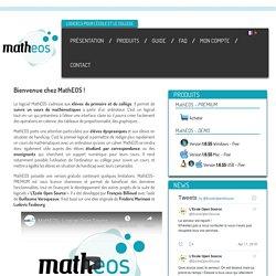 MathEOS - Écrire les maths