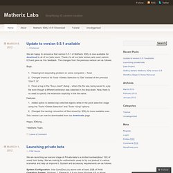 Matherix Labs