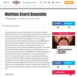 Mathias Enard Boussole
