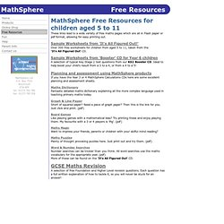 MathSphere - Resources