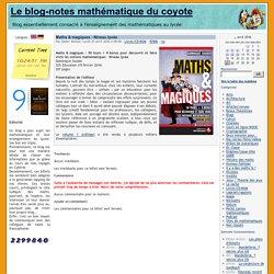 Maths & magiques - Niveau lycée