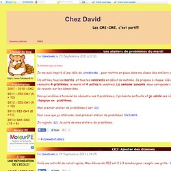 Maths - (page 5) - Chez David