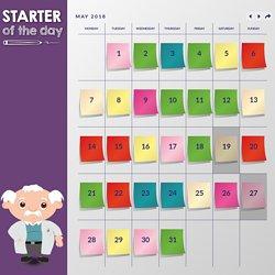 Maths Starter / Pos Mathemateg