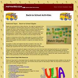 Back-to-School Activities