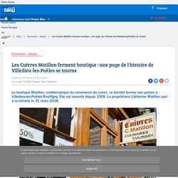 Les Cuivres Matillon ferment boutique : une page de l'histoire de Villedieu-les-Poêles se tourne