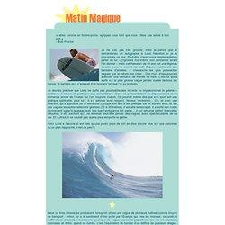 Matin Magique - Laird Hamilton