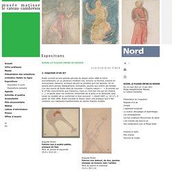 Musée Matisse - Expositions - Rodin, le plaisir infini du dessin