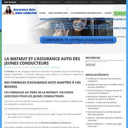 La Matmut et l'assurance auto des jeunes conducteurs
