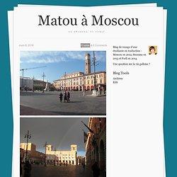 Matou à Moscou