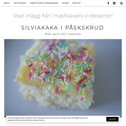 Bakverk & Desserter