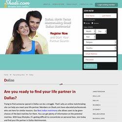 Dallas Matrimonials