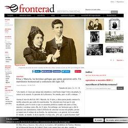 Elisa y Marcela, las heroínas gallegas que jamás quisieron serlo. Un matrimonio homosexual a comienzos del siglo XX