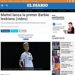 Mattel lanza la primer Barbie lesbiana (video)