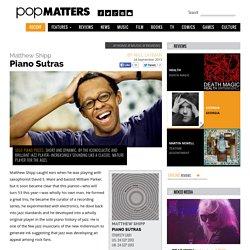 Matthew Shipp: Piano Sutras