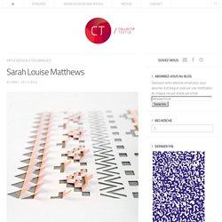 Sarah Louise Matthews