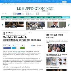 Matthieu Ricard et la bienveillance envers les animaux