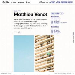 Matthieu Venot