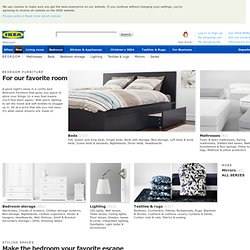 Bedroom Furniture - Beds, Mattresses & Inspiration