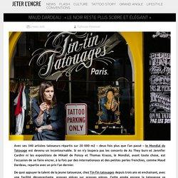 Maud Dardeau: «Le noir reste plus sobre et élégant»