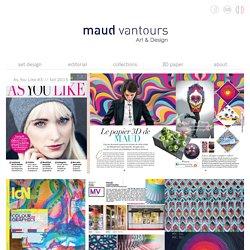 Maud Vantours US