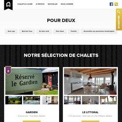 Mauricie, Québec - Chalets Booking