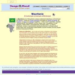 Mauritanie.