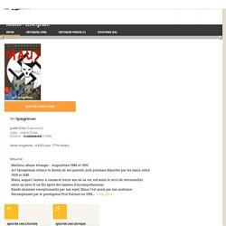 Maus : Intégrale - Art Spiegelman