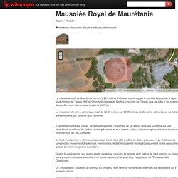 Mausolée Royal de Maurétanie
