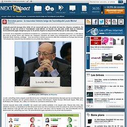 Données perso : la mauvaise histoire belge de l'eurodéputé Louis Michel