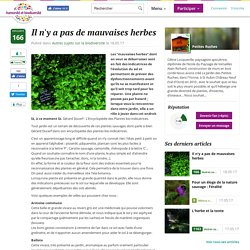 Autres sujets sur la biodiversité