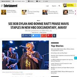 Mavis Staples' HBO documentary: See a clip