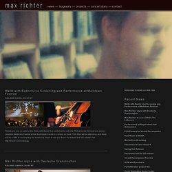 www.maxrichtermusic.com