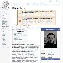 Maxence Caron
