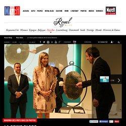 Maxima des Pays-Bas en photos - La reine globe-trotteuse de la micro-finance