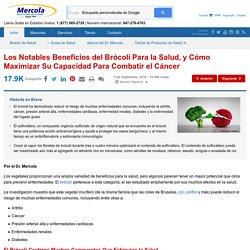 Cómo Maximizar el Potencial del Brócoli para Combatir el Cáncer