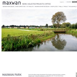 MAXWAN ARCHITECTS + URBANISTS